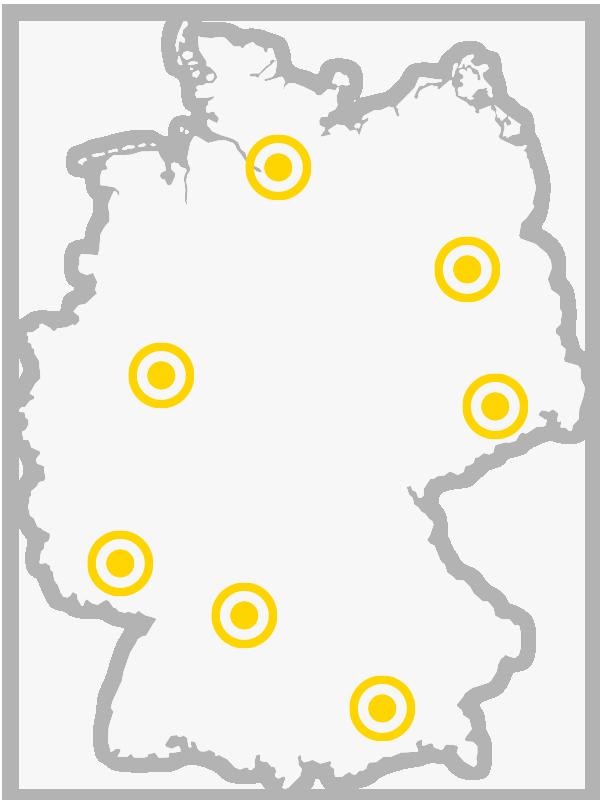 Sonnenschutz Solestal bundeweit